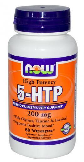 5-HTP с Глицином,Таурином и Инозитолом
