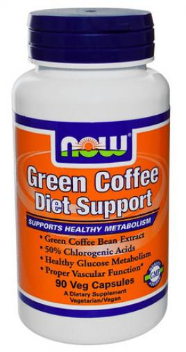 Зелёный кофе диет саппорт