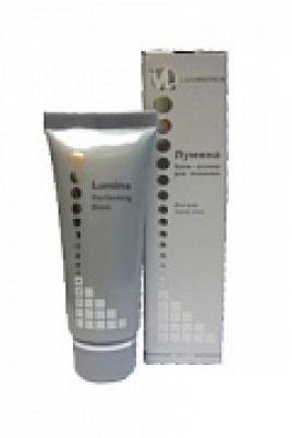 Крем-основа для макияжа «Лумина»