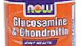 Глюкозамин с Хондроитином